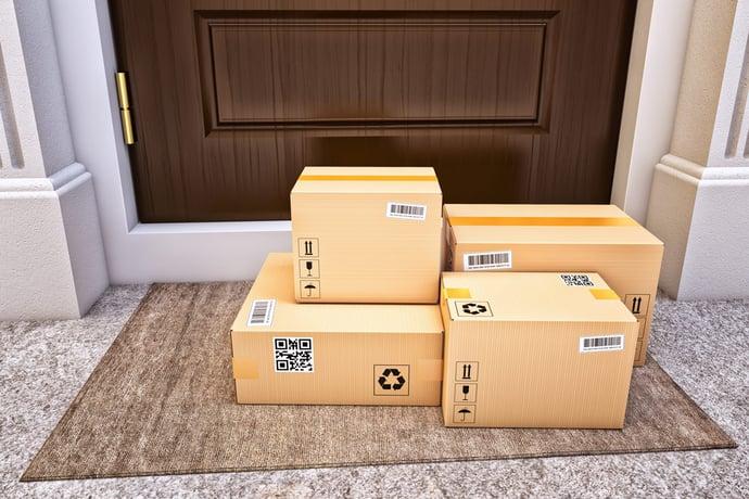 Dropship-Kartons